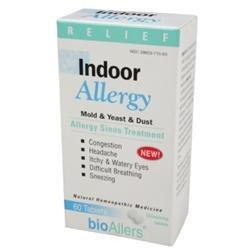 Bio-Allers 0960187 Indoor Allergy - 60 Tablets