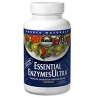 Source Naturals Essential Enzymes Ultra - 30 Capsules - Enzymes