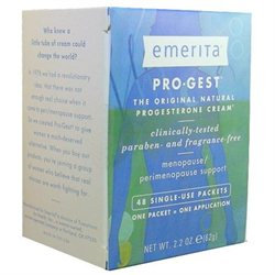 Emerita Pro-Gest Single-Use Packets, 48 ea