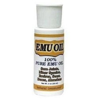 BNG Enterprises - Natural Treasures 100 Pure Emu Oil - 2 oz.