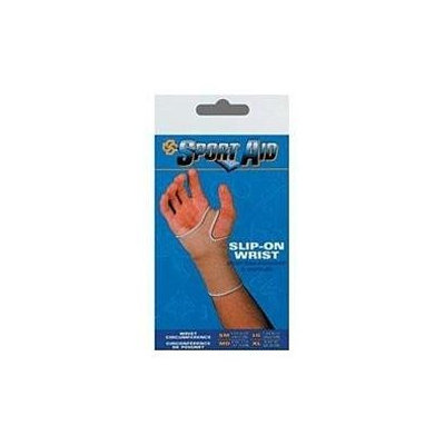 Sportaid Wrist Brace Slip-on, Beige, Small - 1 Ea