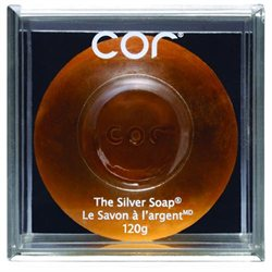 Cor Silver Soap Full Size 120g