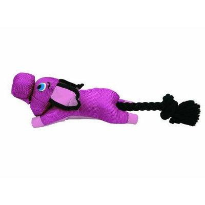 Hyper Pet Flying Pig Dog Toy, Pink