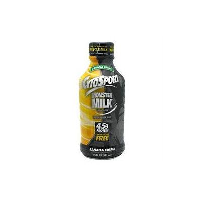 CytoSport MONSTER MILK Protein Power Shake - Banana Creme