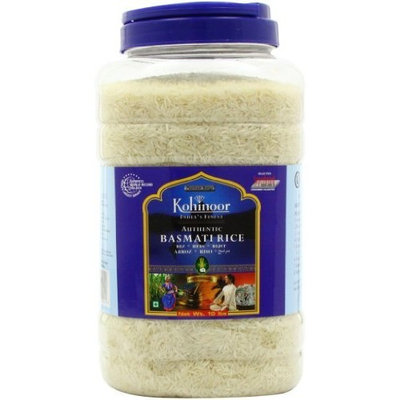 Kohinoor India's Finest Authentic Basmati Rice (10 lbs)