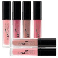 Fusion Beauty Infatuation Liquid Shine Multi-Action Lip Fattener - In The Flesh