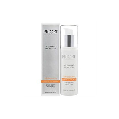 Priori Idebenone Age Defying Body Cream 180ml/6oz