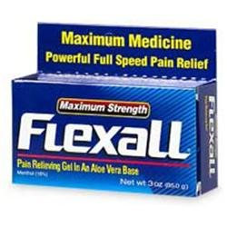 Flexall Pain Relievers Flexall Maximum Strength Pain Relieving Gel - 3 Oz