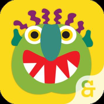 Go Away, Big Green Monster! for iPad