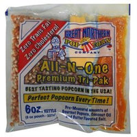 Great Northern Popcorn Six Ounce Portion Packs (Case of 24)