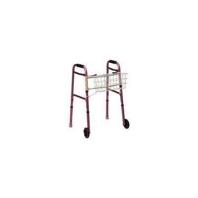 Mabis 510-1086-1900 Clip-On Walker Basket
