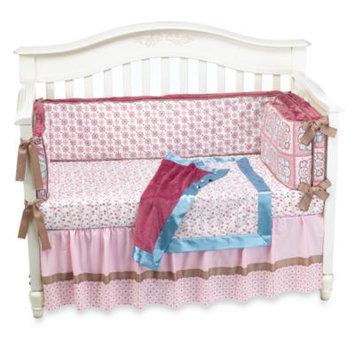 Caden Lane Vintage Collection Ava 4-Piece Crib Bedding Set