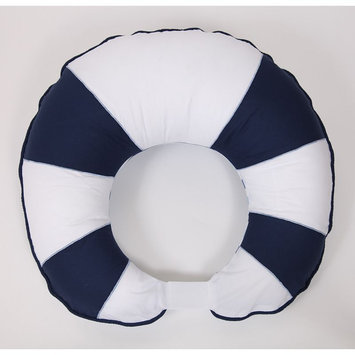 Bacati Little Sailor Nrsng pilw For Baby