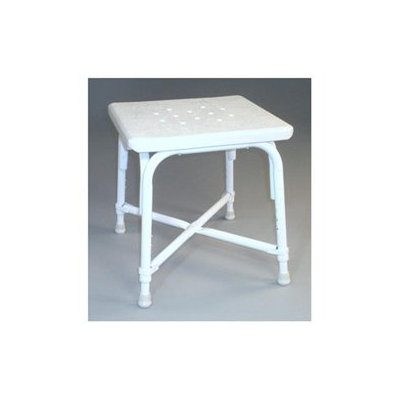 Tfi Grand Line Bath Bench in White without Back