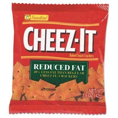 CHEEZ-IT CRACKERS, 1.5 OZ BAG, REGULAR, 60/BOX