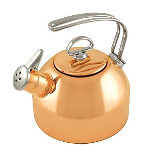 Chantal Copper Classic Teakettle (1.8 qt.)