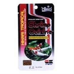 Hikari Sales Hikari Usa Inc. Hik Food Shrimp Cuisine .35 oz.