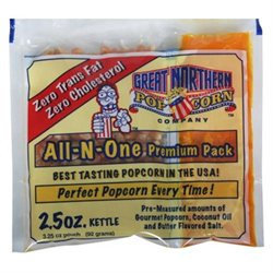 Great Northern Popcorn Portion Packs (Case of 24)
