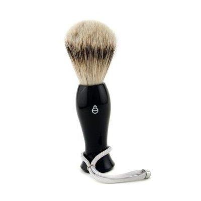 Eshave 12249313921 Shave Brush Silvertip Black 1pc