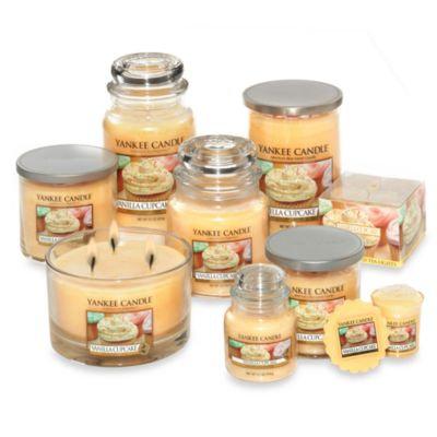 Yankee CandleA HousewarmerA Vanilla Cupcake Tea Light Accent Candles (Set of 12)