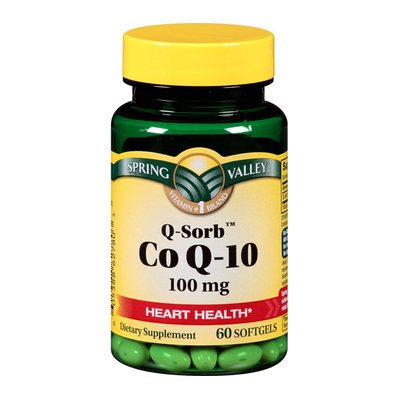 Spring Valley Co Q-10 100 mg Dietary Supplement 69 ct