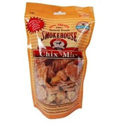 SMOKEHOUSE PET 8 Oz Chix Mix Dog Treats