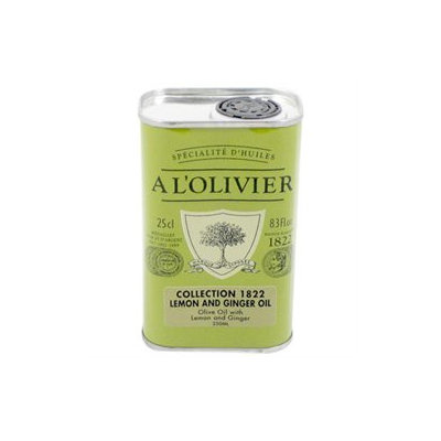 Lemon and Ginger Infused Olive Oil By A L'Olivier (France)