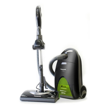 Panasonic Canister Vacuum Cleaner with OptiFlow Technology MC-CG917