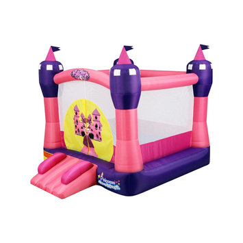 Blast Zone Princess Dreamland Inflatable Bounce Castle by Blast Zone