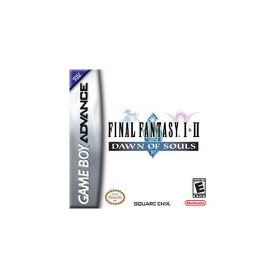 Nintendo Final Fantasy I & II: Dawn of Souls