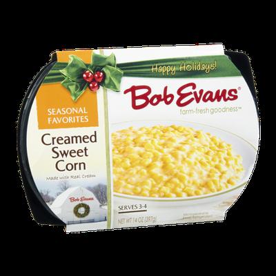 Bob Evans Creamed Sweet Corn