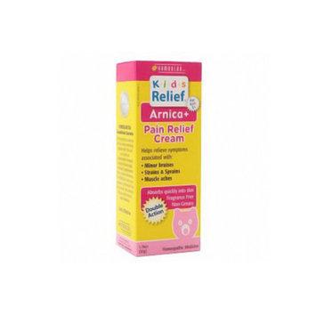 Homeolab USA Kids Relief Arnica+ Pain Relief Cream