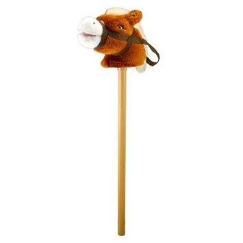 Tek Nek Rockin' Rider Sing Along Brown Stick Pony