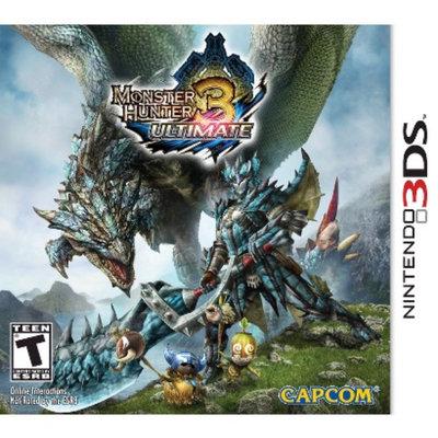 Capcom USA Monster Hunter 3 Ultimate (Nintendo 3DS)