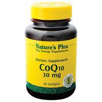 Natures Plus CoQ10 30 mg Softgels 60 Softgel