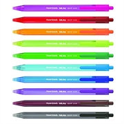 InkJoy 100 RT Retractable Ballpoint Pen, 1mm, Assorted, 20/Pack