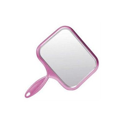 Paris Presents V503 Extra Large Twist-Style Hand Mirror (6 Pack)