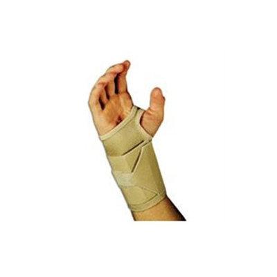 Sportaid Wrist Brace For Carpal Tunnel, Beige, Right, Medium - 1 Ea