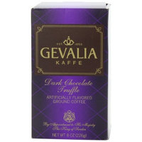 Gevalia Dark Chocolate Truffle Ground Coffee, 8-Ounce Packages (Pack of 3)