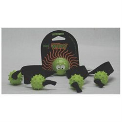 Allure Pet Products 10048 Green Wiley Middlin Medium