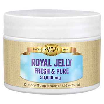 Premier One R-N-M Pure Royal 50000 MG - 1.75 Ounces Cream - Bee Products