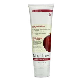 Murad 12377924901 Waterproof Sunblock SPF30 - 235ml-8oz