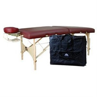 Oakworks 30 One Massage Table Package - Color: Orchid