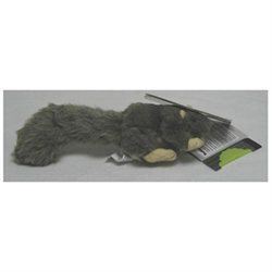 Allure Pet Products 10002 Gray Big Feller Squirrel Large