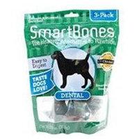 Petmatrix SmartBones Dog Treat - Large Dental 3 Pack