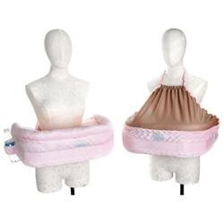 Double Blessings San Diego Bebe Nursing Pillow (Pink)