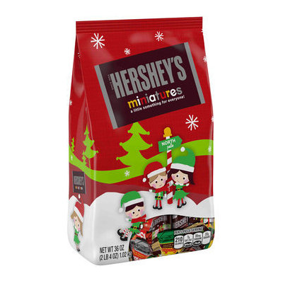 Hershey's Holiday Chocolate Miniatures Assortment