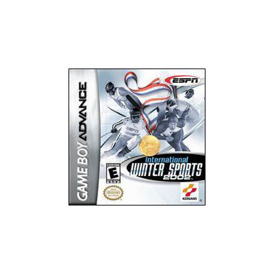 Konami ESPN International Winter Sports 2002
