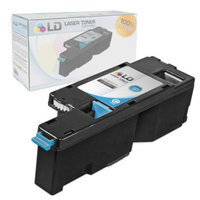 LD Compatible Toner to replace Dell FYFKF / 331-0777 High Yield Cyan Toner Cartridge for use in the Color Laser C1760nw, C1765nf, C1765nfw, 1250C, 1350cnw, 1355cn & 1355cnw