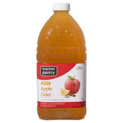 Clement Pappas Market Pantry Spiced Apple Cider 64 oz